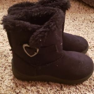 Other - Faded Glory Toddler Girl size 7 boots